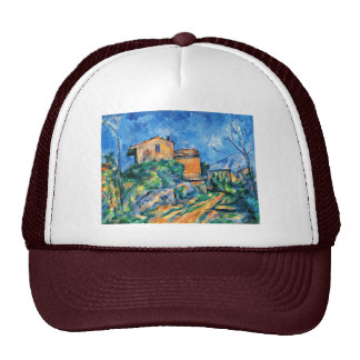 Maison Maria On The Way To The Château Noir Mesh Hat