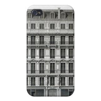 Maison un Loyer, ningunos 3 Rue de la Paix, París iPhone 4 Carcasa