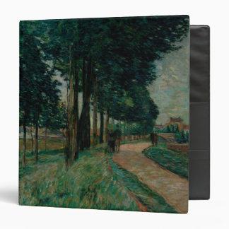 Maisons-Alfort, 1898 3 Ring Binder