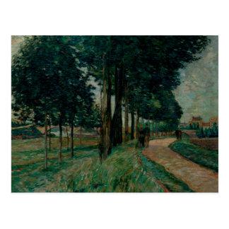 Maisons-Alfort, 1898 Postcard