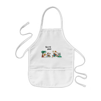 Maisy and Friends at the Beach Kids' Apron