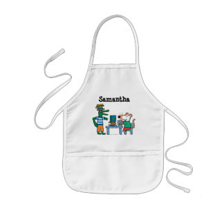 Maisy and Friends Enjoy the Library Kids' Apron