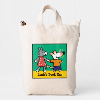 Maisy Goes to Preeschool Duck Canvas Bag
