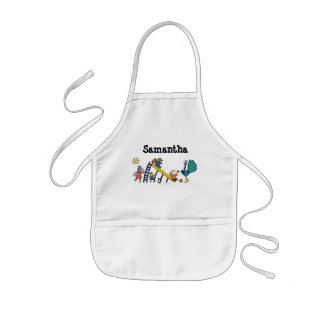 Maisy on the Playground with Friends Kids' Apron