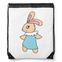 Maisy The Bunny Drawstring Backpack