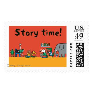 Maisy y amigos leídos juntos sellos