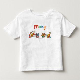 Maisy y Cyril van en escena de las vacaciones Camisetas