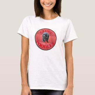 Maitai the Poodle Shirt. T-Shirt