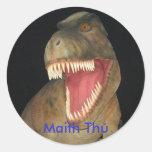 Maith Thú Dinosaur Reward sticker