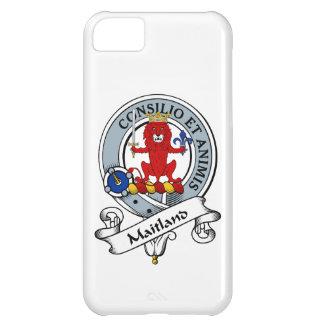 Maitland Clan Badge iPhone 5C Cases