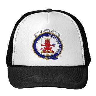 Maitland Clan Badge Trucker Hat
