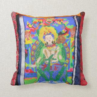 Maitreya Buddha Pillow