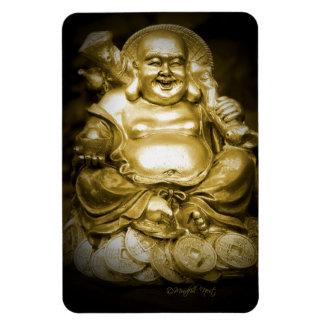 Maitreya - laughing Buddha Magnet