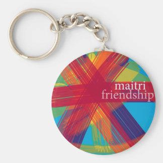 Maitri / Friendship Keychain