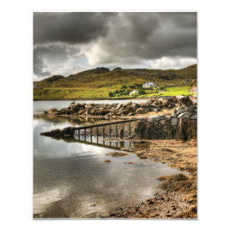 Maivaig Uig Outer Hebrides Photo Print