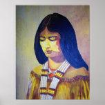 Maíz Apache virginal - impresión Impresiones