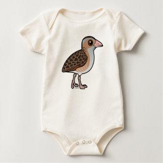 Maíz Crake de Birdorable Body Para Bebé