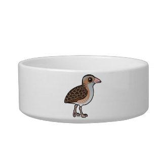 Maíz Crake de Birdorable Comedero Para Mascota