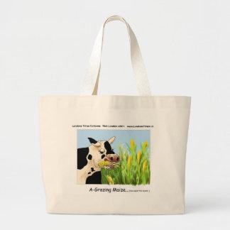 Maíz de Agrazing (camisetas divertidas etc de las  Bolsas