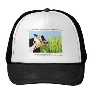Maíz de Agrazing (camisetas divertidas etc de las  Gorro