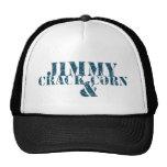 Maíz de la grieta de Jimmy y Gorra