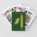 Maíz divertido baraja de cartas