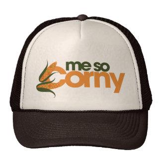 Maíz divertido gorra