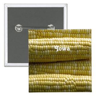 Maíz en la mazorca de Iowa Pins