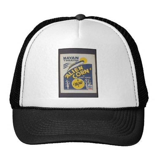 Maíz extranjero 1938 gorra