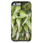 Maíz fresco en mercado funda de iPhone 6 tough