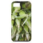 Maíz fresco en mercado iPhone 5 carcasas