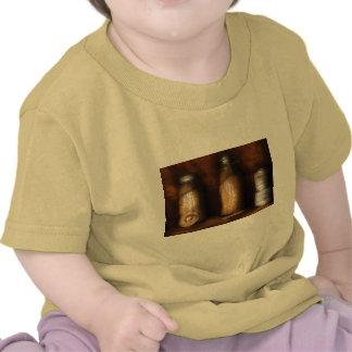 Maíz, ñames, y harina de avena camiseta