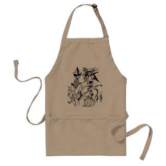 maize sprite adult apron