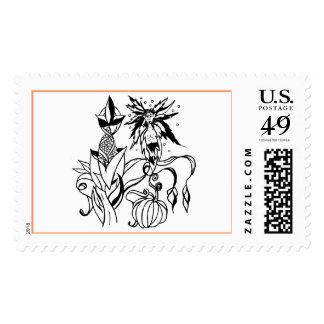 maize sprite stamp