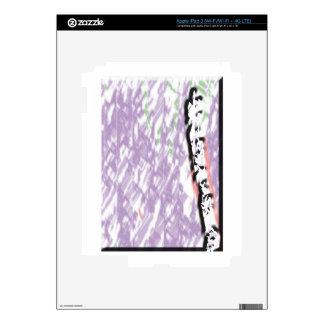 MAJBOOR iPad 3 DECAL