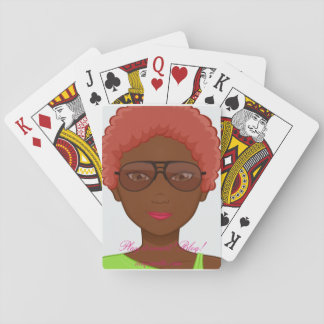 Ma'Jeanette Playing Cards! Deck Of Cards