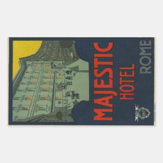Majectic Rome Hotel