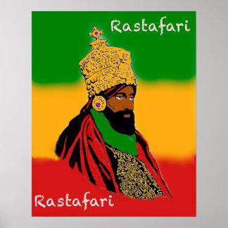 Majestad de Rastafari Póster