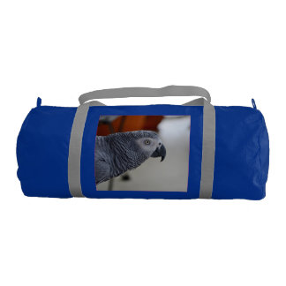 Majestic African Grey Parrot Gym Bag
