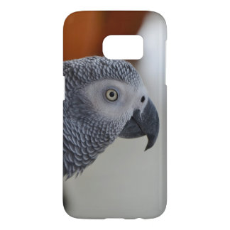 Majestic African Grey Parrot Samsung Galaxy S7 Case