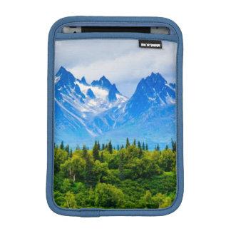 Majestic Alaska Mountains iPad Mini Sleeves