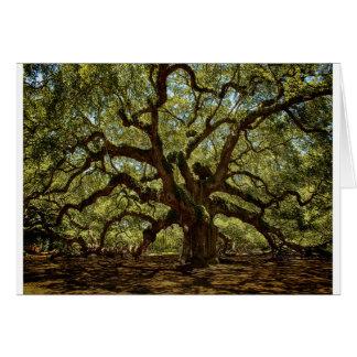 Majestic Angel Oak Card