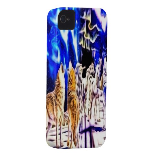 Majestic Animals iPhone 4/4s Mate ID Case
