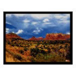Majestic Arizona Desert 1 Posters