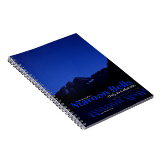 Majestic Bells - Only in Colorado Note Books