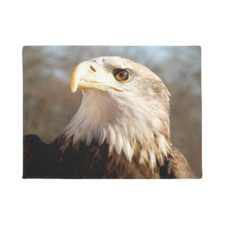 Majestic Bold Eagle Doormat