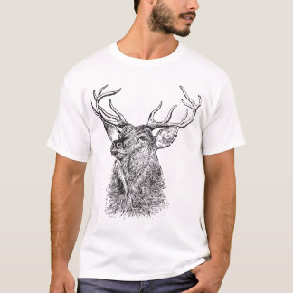 Majestic Buck T-Shirt