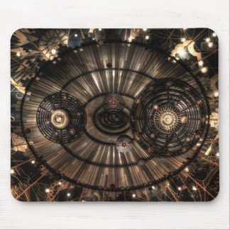 Majestic Ceiling of the Forum Building Mouse Pad