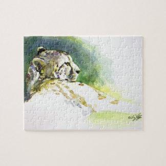 Majestic Cheetah Puzzle