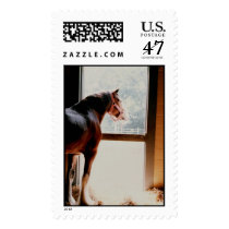 Majestic Clydesdale Postage